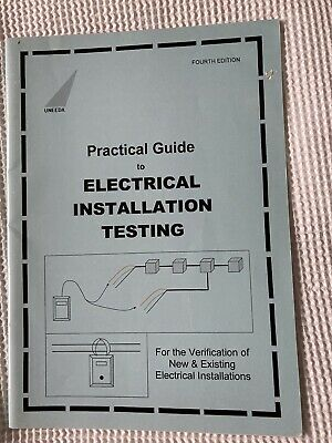 £4 • Buy Electrical Inspection Testing Practical Guide Book