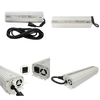1000-Watt HPS MH Digital Dimmable 120/240-Volt Ballast For Grow Lights • 122.90£