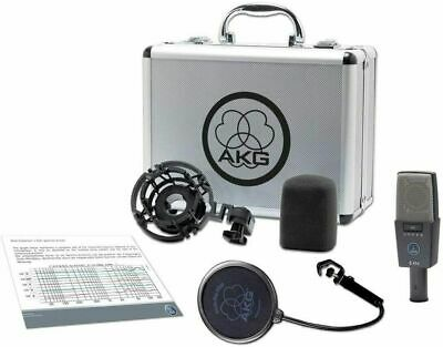£638.13 • Buy AKG C414XLS Reference Multipattern Condenser Microphone
