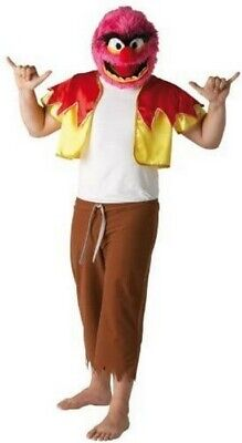 £13.99 • Buy Rubies Adult Men's Costume The Muppets Animal - Available In 2 Sizes