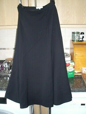 Black Skirt Size 12 From Cotswold Collection • 5£