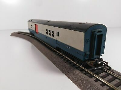 £14 • Buy OO Gauge Hornby Royal Mail Coach In BR Blue And Grey