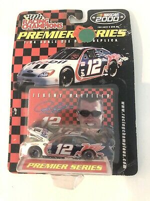 $6.47 • Buy Jeremy Mayfield Premier Series Nascar 2000 Preview Racing Champions #6 1/64 New
