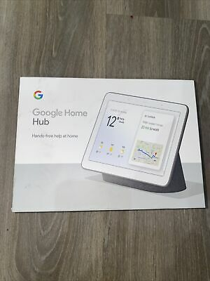 AU36.06 • Buy Google Home Hub - Chalk. Brand New In Box