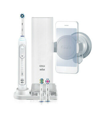 AU169 • Buy New Oral-B Genius 9000 Electric Toothbrush With 3 Replacement Heads & Smart