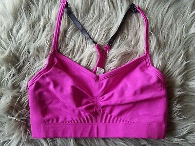 $ CDN15.62 • Buy Lululemon Hot Pink Bra Size 4