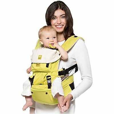 £50.32 • Buy LÍLLÉbaby SeatMe Hip Seat Original Baby Carrier With Structured Seat Insert,