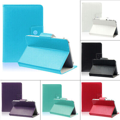 AU8.46 • Buy Universal Slip Type PU Stand Protective Cover Case For 7-inch Tablet PC-