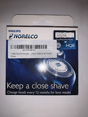 $ CDN35.05 • Buy Philips Norelco HQ8 Dual Precision Replacement Shaver Heads