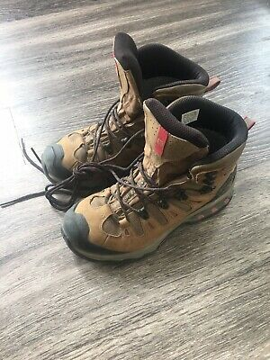 AU155.11 • Buy Salomon Women's Quest 4D 3GTX Backpacking Hiking Boots Size 7.5