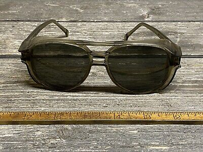 £17.46 • Buy Vintage A O Tinted Safety Glasses Unabomber Look