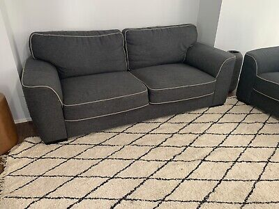 AU40 • Buy 3 Seater And 2 Seater Couch