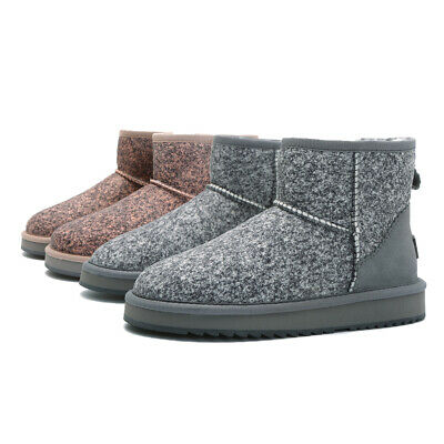 AU52.99 • Buy Womens UGG Boots Colorful Water Resistant Premium Australian Sheepskin Wool