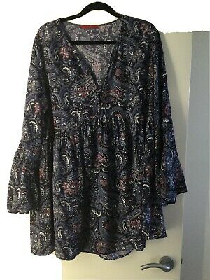 AU60 • Buy Tigerlilly Dress 14 Worn Once As New