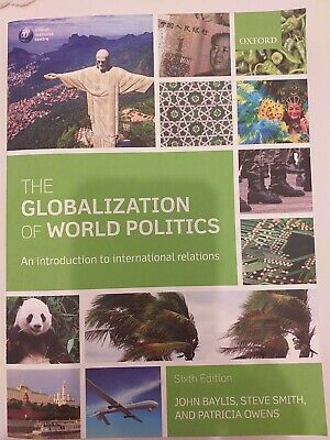 The Globalization Of World Politics: An Introduction To International Relations • 0.99£