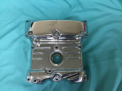 $100 • Buy Harley Davidson 02-06 V-Rod Valve Cover & Upper Cam Cover VRSCA 17671-01K