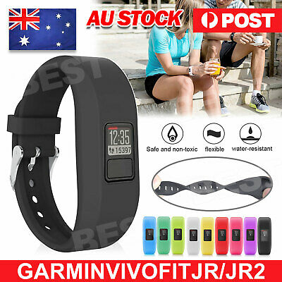AU4.95 • Buy Replacement Band For GARMIN VIVOFIT JR JUNIOR JUNIOR 2 Fitness Wristband Tracker