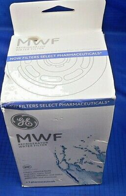 $ CDN20.04 • Buy GE MWF Genuine SmartWater MWFP 46-9991 GWF HWF Water Filter For Refrigerator New