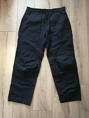 £26.99 • Buy Rohan Upland Trekkers Navy Hiking Trousers - Fit W34 X L32