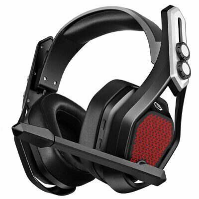 AU76.77 • Buy Mpow Iron Pro Wireless Gaming Headset USB Noise Cancelling For PS4 Mac Computer