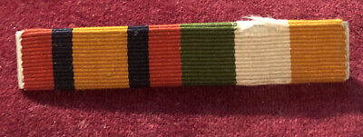 AU8.88 • Buy British Medal Ribbons QSA & King's South Africa Medals Bar Army Military
