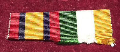 AU3.18 • Buy British Medal Ribbons QSA & King's South Africa Medals Joined