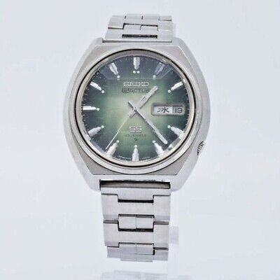 $ CDN175.44 • Buy Vintage SEIKO 5 ACTUS SS 6106-7700 AUTOMATIC MENS WATCH JAPAN STAINLESS STEEL