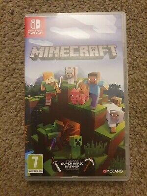 AU3.91 • Buy 🕳Minecraft Nintendo Switch Edition Game, Used 🕳