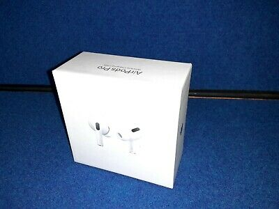 AU64.63 • Buy Apple- AirPods Pro With Wireless Charging Case - White Brand New