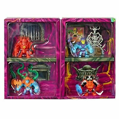 $32.87 • Buy Masters Of Universe Eternia Minis Set 4 - Pack