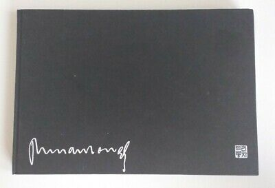 £119.99 • Buy Richard Long SIGNED Book -  Selected Statments & Interviews - Artist