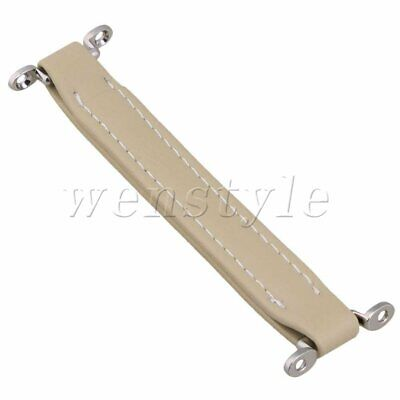 $ CDN20.70 • Buy PU Leather Guitar AMP Amplifier Handle Strap Cream White