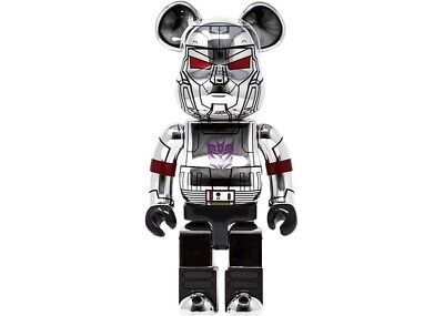 $2195 • Buy Medicom BE@RBRICK BAIT Transformer Megatron 1000% Bearbrick Figure