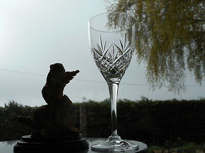 Royal Doulton Crystal  HELLENE  7   SMALL WINE Glass OR Glasses   • 15.95£