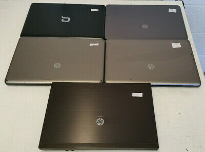 $ CDN259.08 • Buy 5 X HP Compaq I3 Laptops Faulty For Spares Repairs Job Lot - Boot To Bios