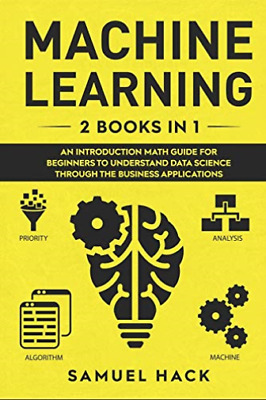 Hack Samuel-Machine Learning (US IMPORT) BOOK NEW • 19.27£
