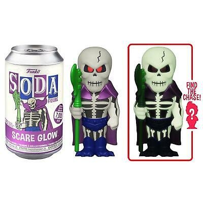 $11.27 • Buy Funko Soda Scare Glow Figure Masters Of The Universe Vinyl MOTU 7G4Aza1