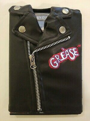 """£10.09 • Buy Grease (DVD, 2008, Rockin Rydell Edition With Bleck Leather Jacket) """"T Birds"""""""