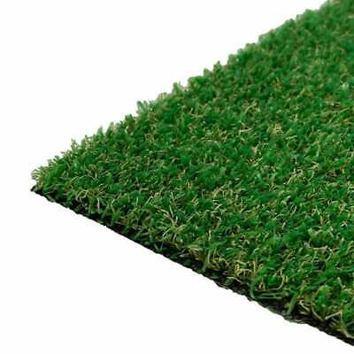 £38.94 • Buy Garden Artificial Grass 10mm With Drainage 2m And 4m Wide Green Fake Lawn Turf