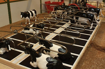 £19.99 • Buy Brushwood Toys 1:32 Scale Double Row Cubicles Bt2099