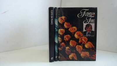 £14.99 • Buy Keith Floyd On France, Fish & Fire 3 Hardback Books With Dust Jackets Keith Floy