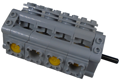 £9.89 • Buy Genuine Lego Technic V8 Engine With Manual Rotation Function VGC In Gift Box