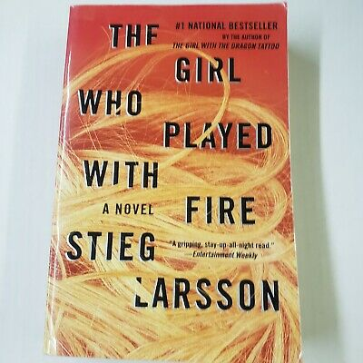 $4 • Buy Millennium Ser.: The Girl Who Played With Fire By Stieg Larsson (2010, Trade Pa…