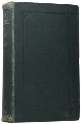 £225 • Buy Charles DARWIN / Descent Of Man And Selection In Relation To Sex