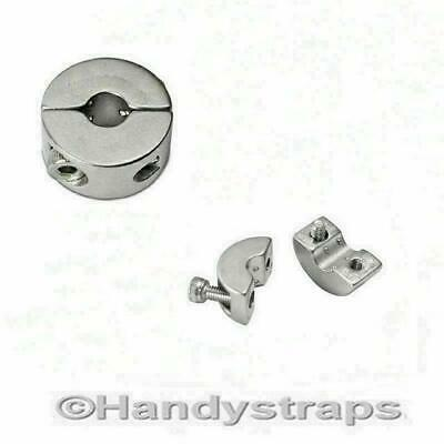 £2.78 • Buy Stainless Steel Wire Rope 3mm, 4mm, 5mm, 6mm, Stopper/clamp ( 2 GRUB SCREWS)