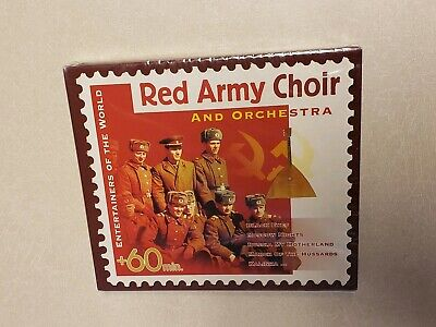£8.46 • Buy Red Army Choir And Orchestra (CD, 2009 Promo Sound)