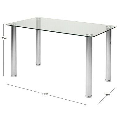 AU100 • Buy Used 'Zoe' 6 Seater Dining Table