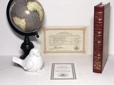 $39.99 • Buy EASTON PRESS Listen Up, Mr. President By Helen Thomas  Signed First Edition