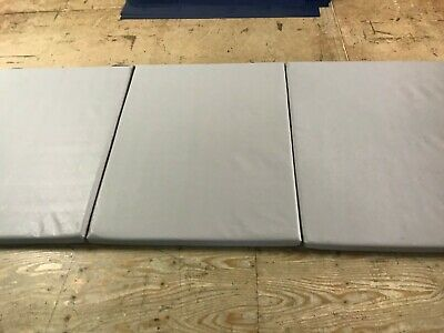 £295 • Buy 6 GREY X  Quality Soft Play Mats 90 X 115 Cm Approx Hook And Loop Together