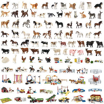 £8.99 • Buy Schleich Farm World Collection Animal Toy Figures Full Range Of Animals & Sets